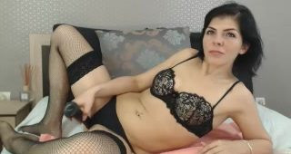 Live web cam romp with AngelFountaine