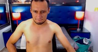 Live cam fuck-a-thon with DiosaAndPaul