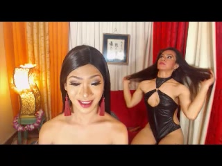 Live cam orgy with ShemalesAsianSaussage