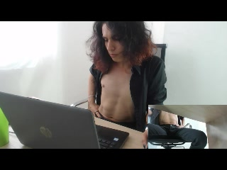 Live web cam hump with TheMagicianX