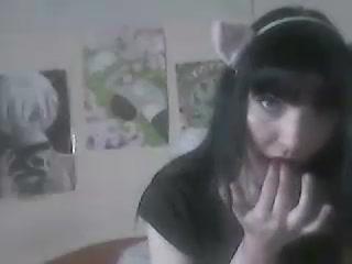 Live webcam hook-up with AnniOsmur