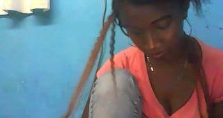 Live web cam fuck-a-thon with BeautifulBlack