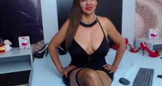 Live webcam orgy with DamaFox